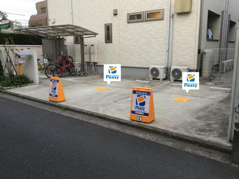 隣接私有地への侵入厳禁、切返しの際ご注意下さい。