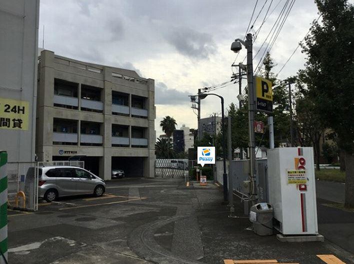 7番車室が駐車車室となります。